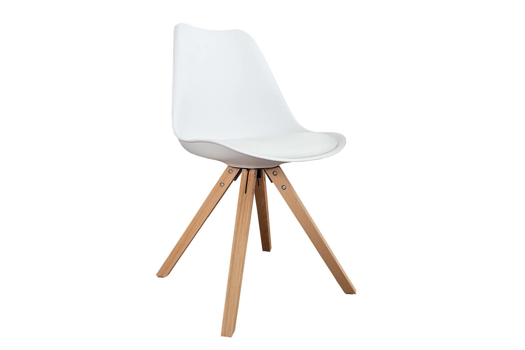 Židle Sweden NewLook bílá