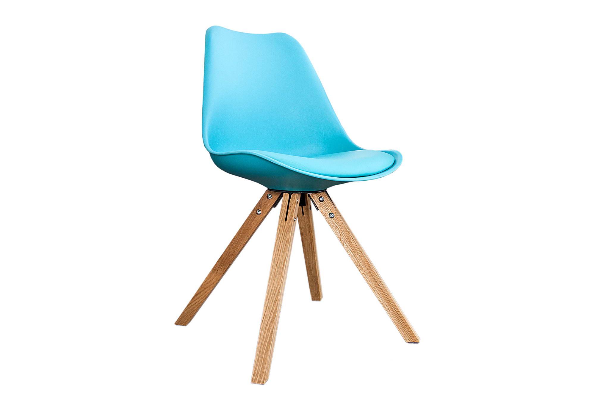 Židle Sweden NewLook tyrkysová