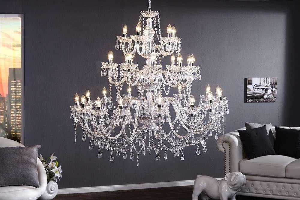 Luxusní lustr Barisimo De Luxe