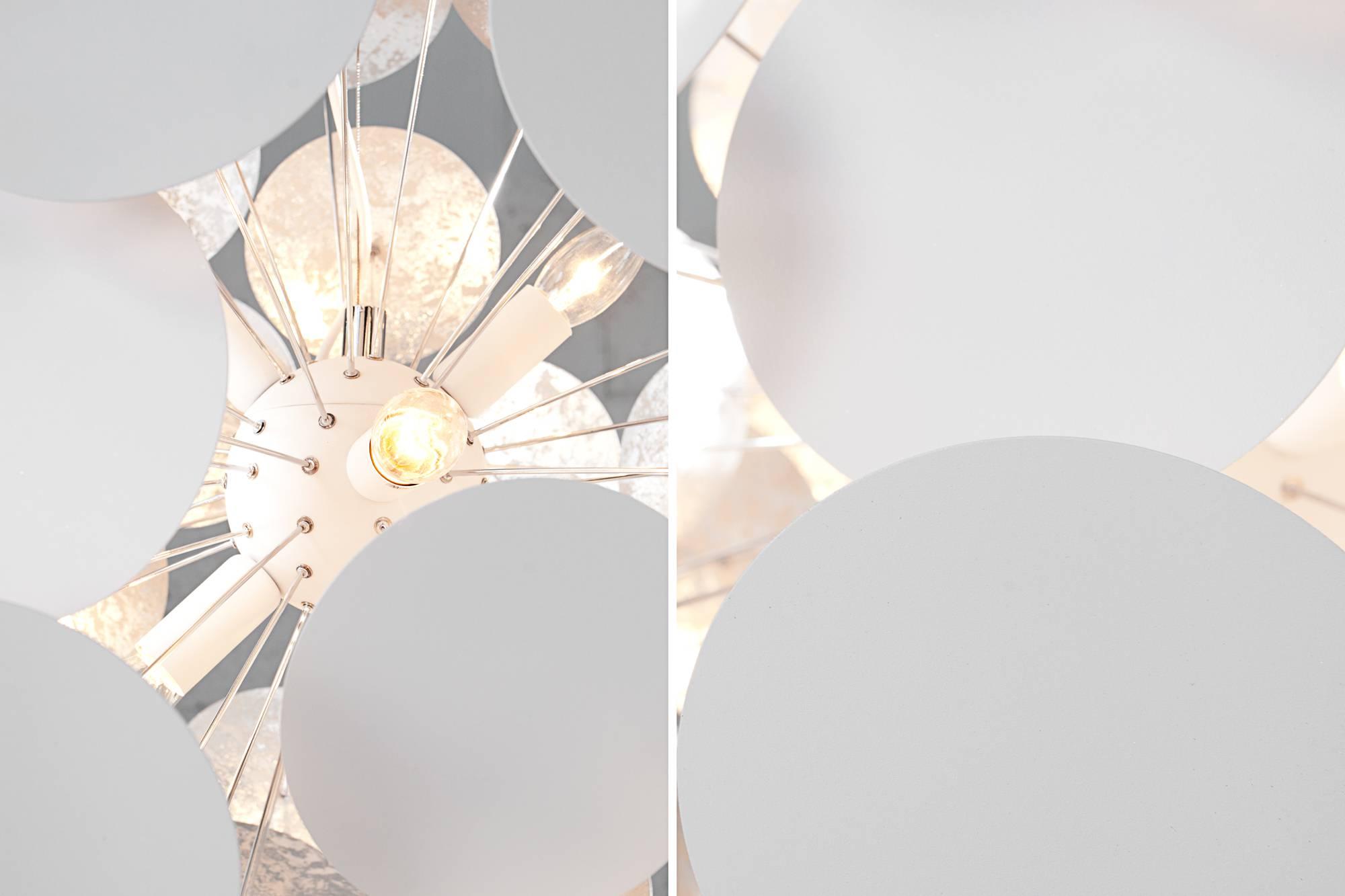 Lampa Sunshine bílá