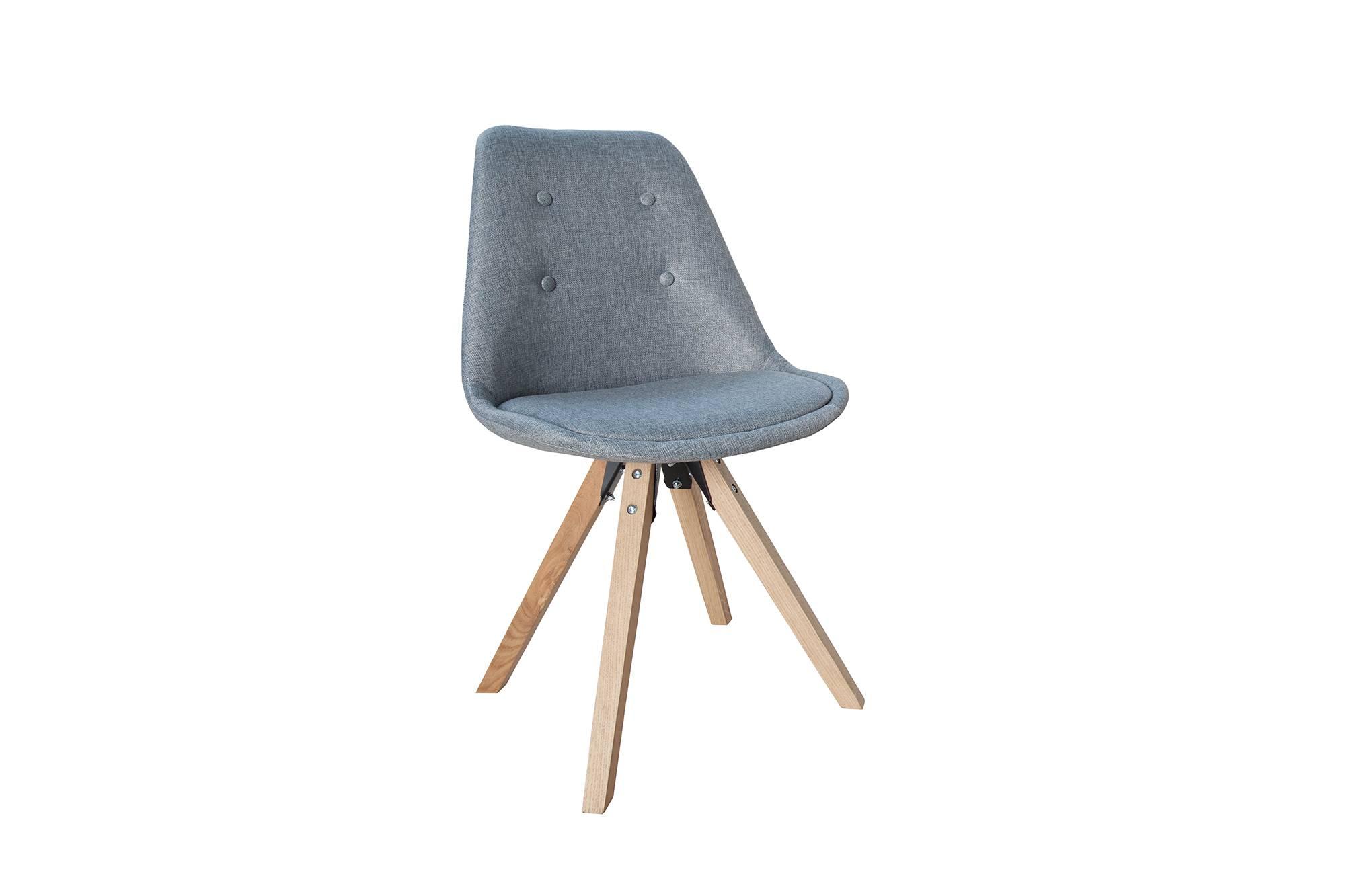 Židle Sweden NewLook III šedá - Skladem (RP)