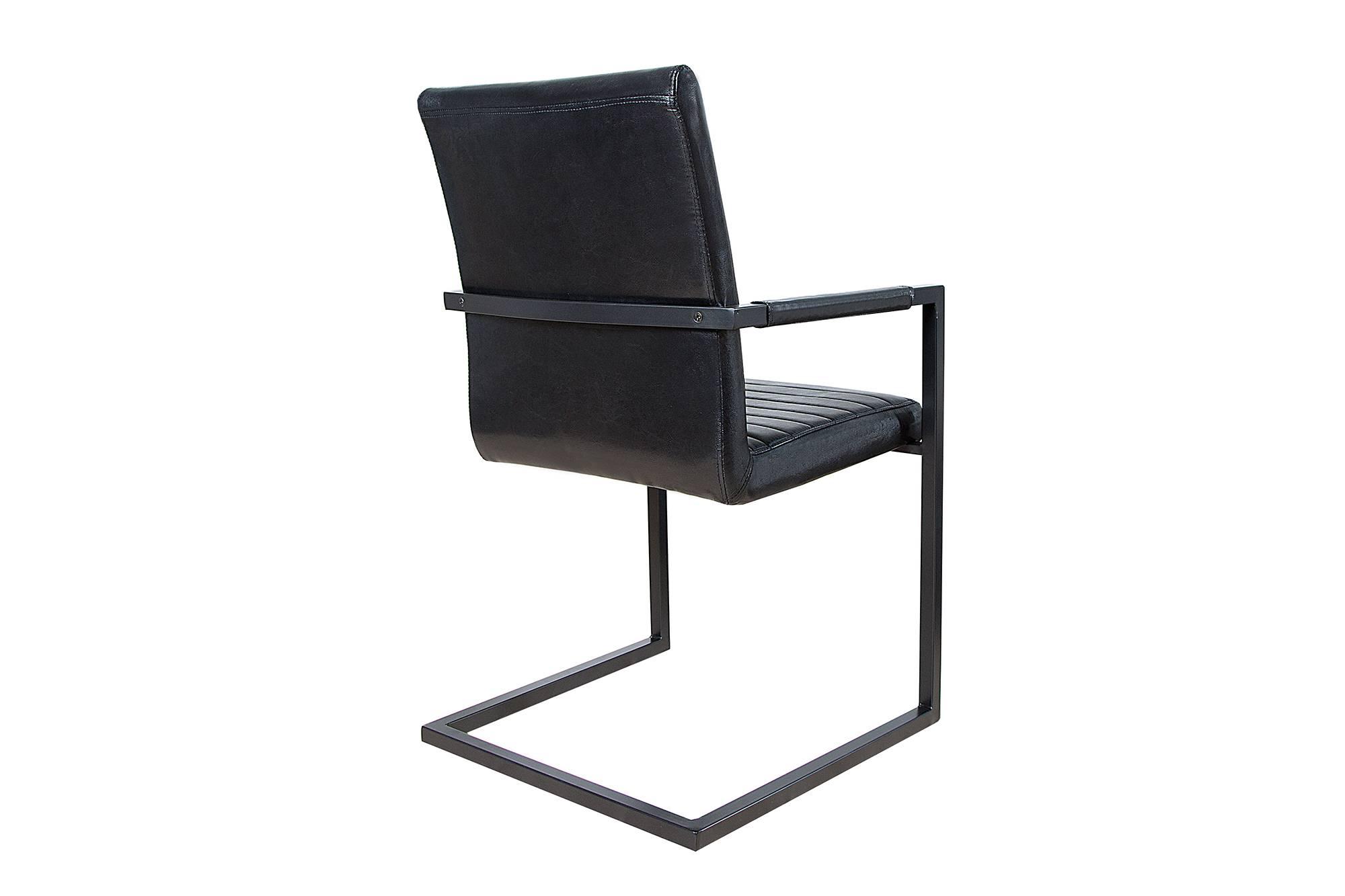 Židle Imperium Antik černá II