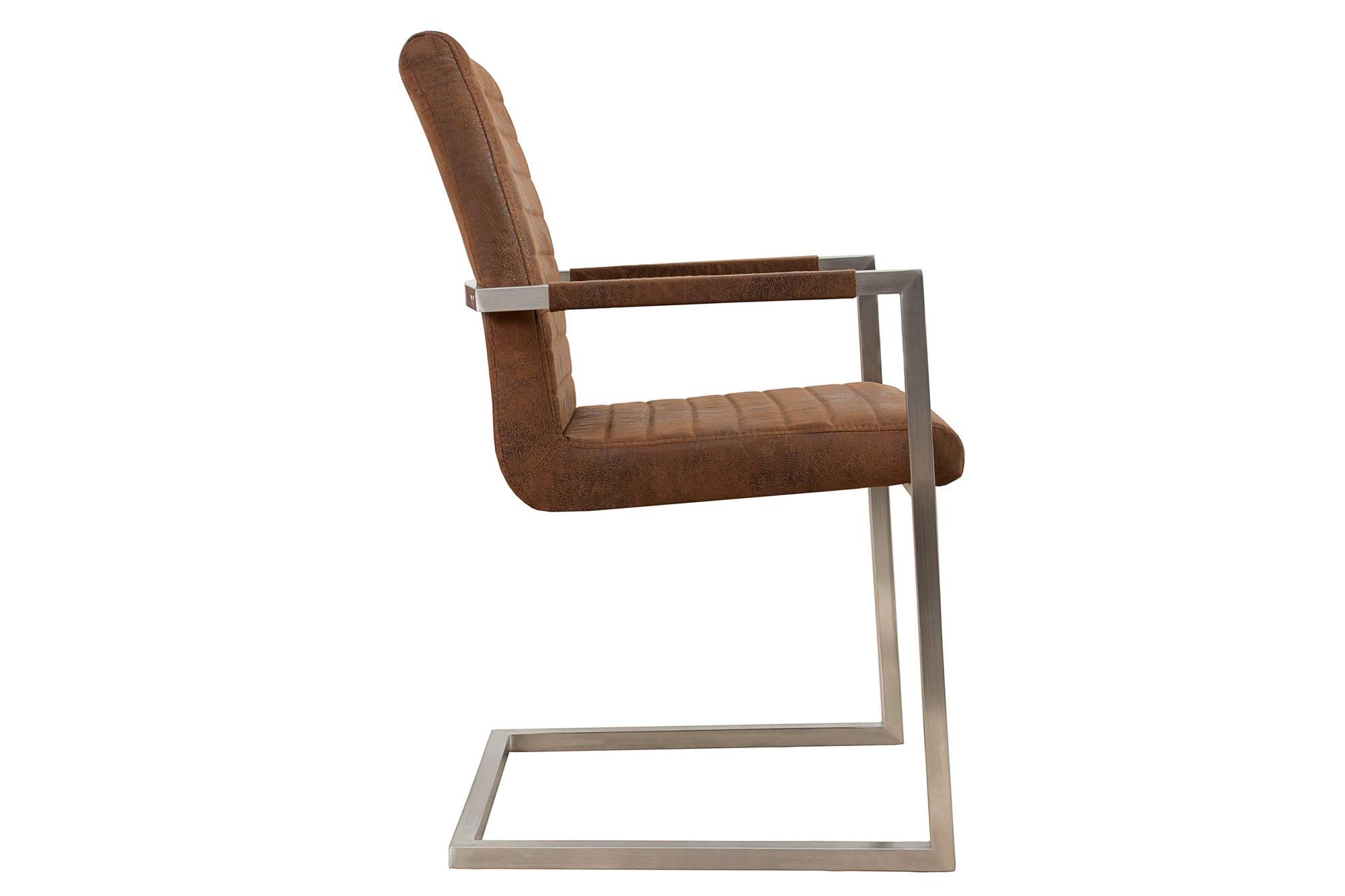 Židle Imperium Antik coffee