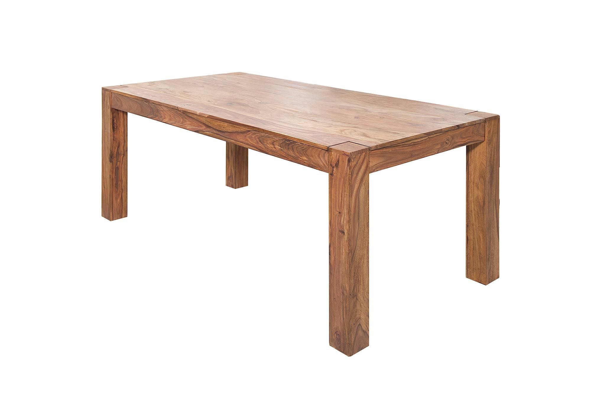 Jídelní stůl z masivu Timber 160cm