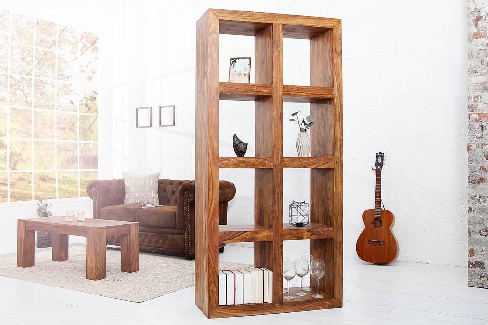 Luxusní regál Timber 180cm