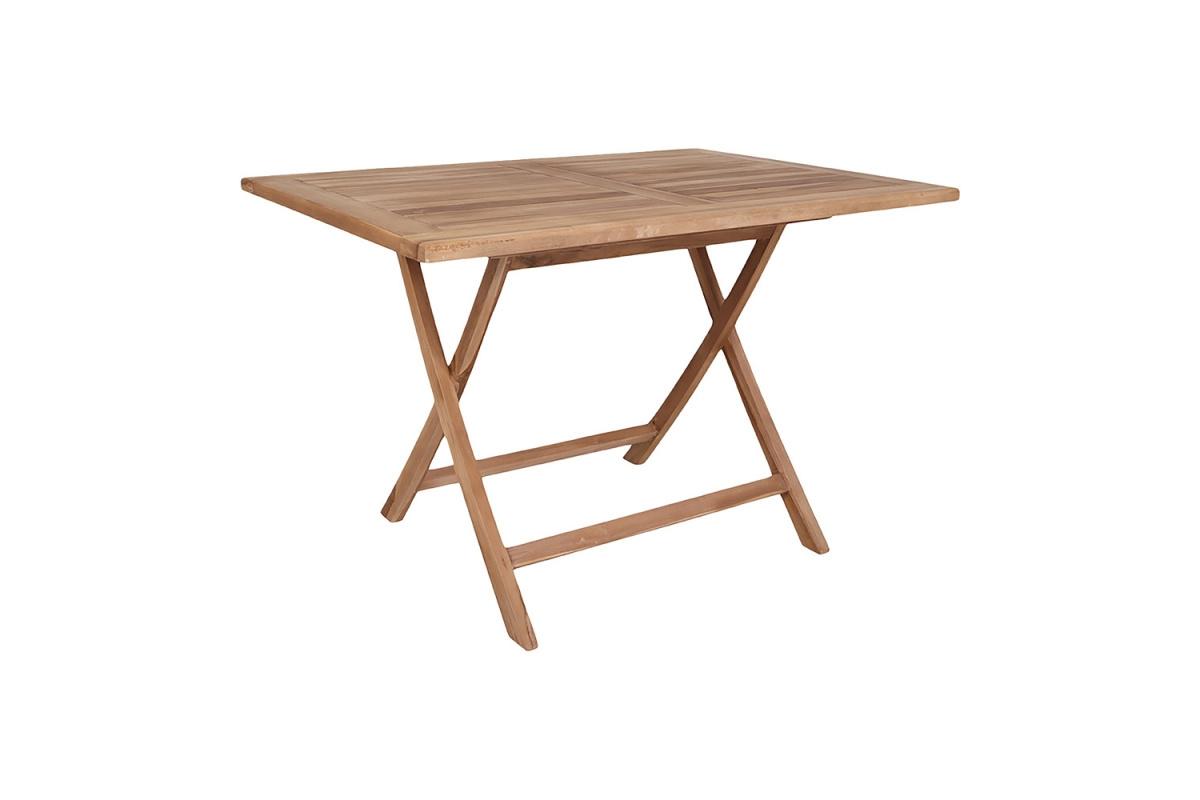 Záharadný stůl Mekhi, teak