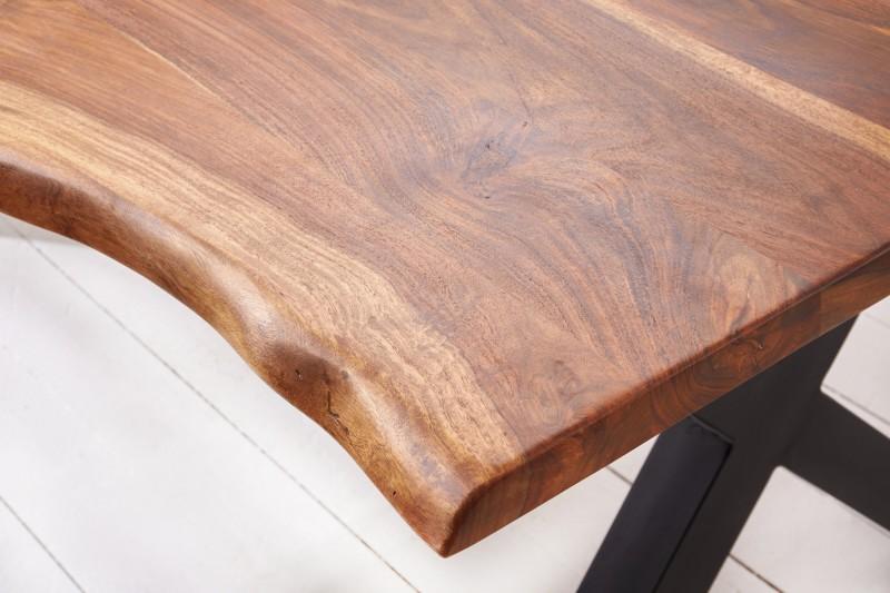 Designový jídelní stůl Argentinas X 180 cm sheesham