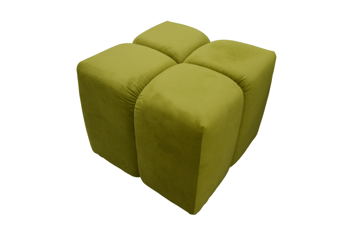 Designová taburetka Brittany 60x60 - různé barvy