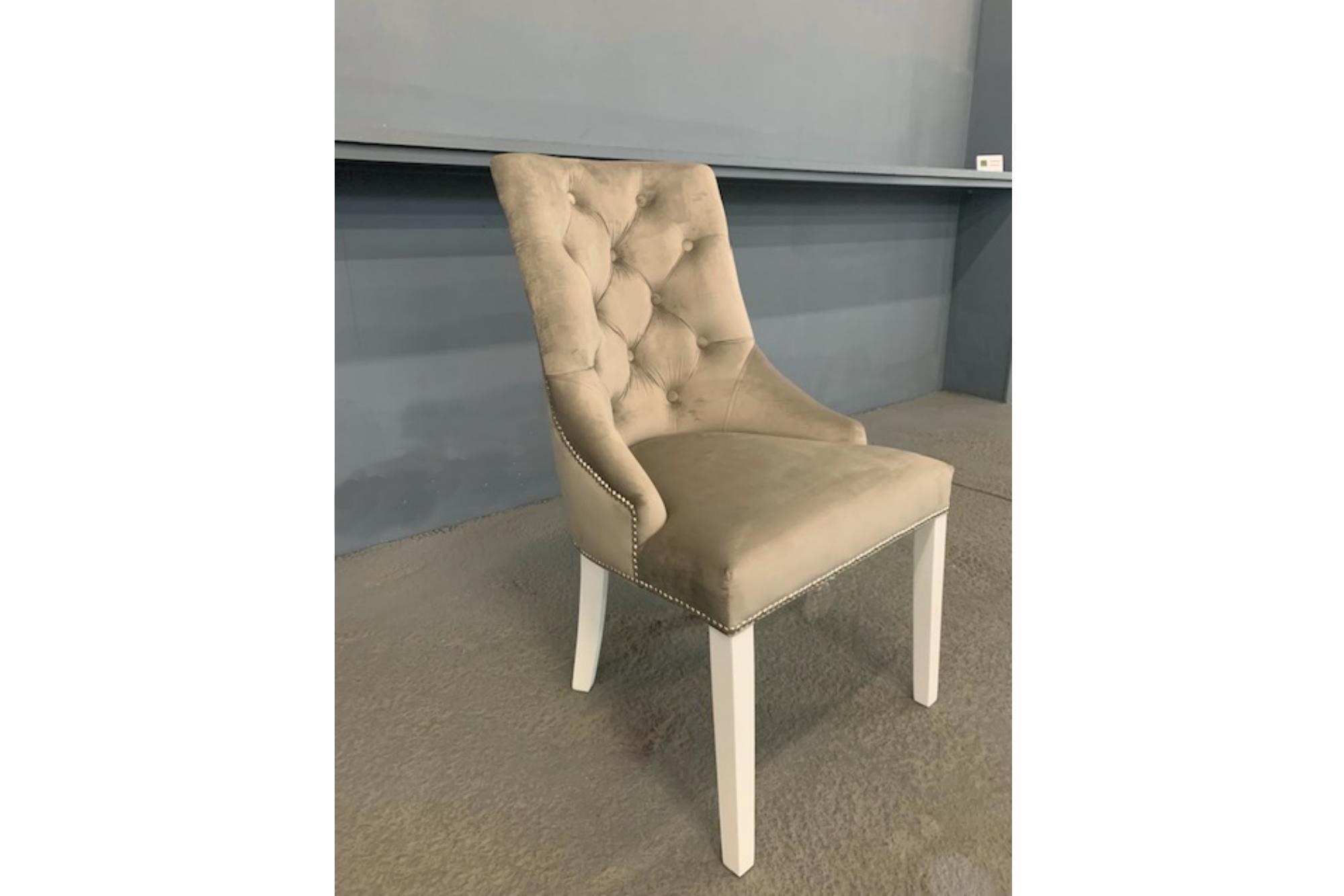 Designová židle Miracle - světle hnědá