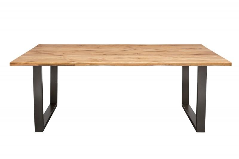 Designový jídelní stůl Fringe, 160 cm, divoký dub