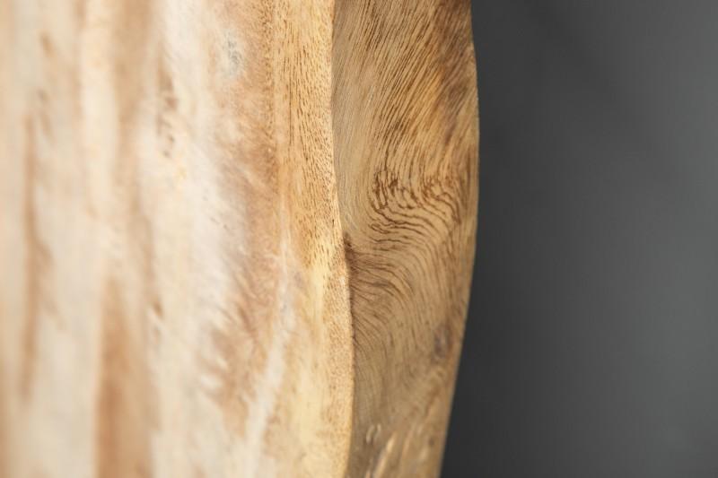 Designová stojanová lampa Lorelei, béžová, ořech - Skladem na SK (RP)