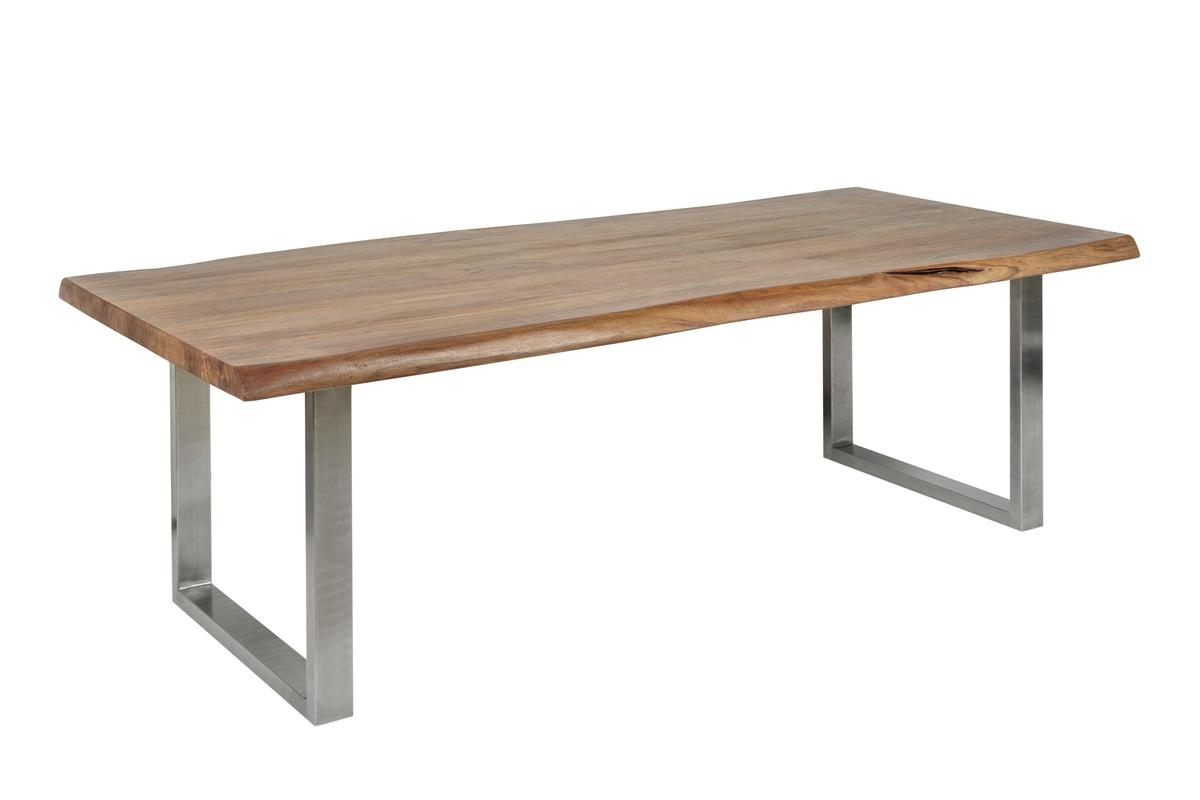 Luxusní jídelní stůl z masivu Massive II New Honey 200cm