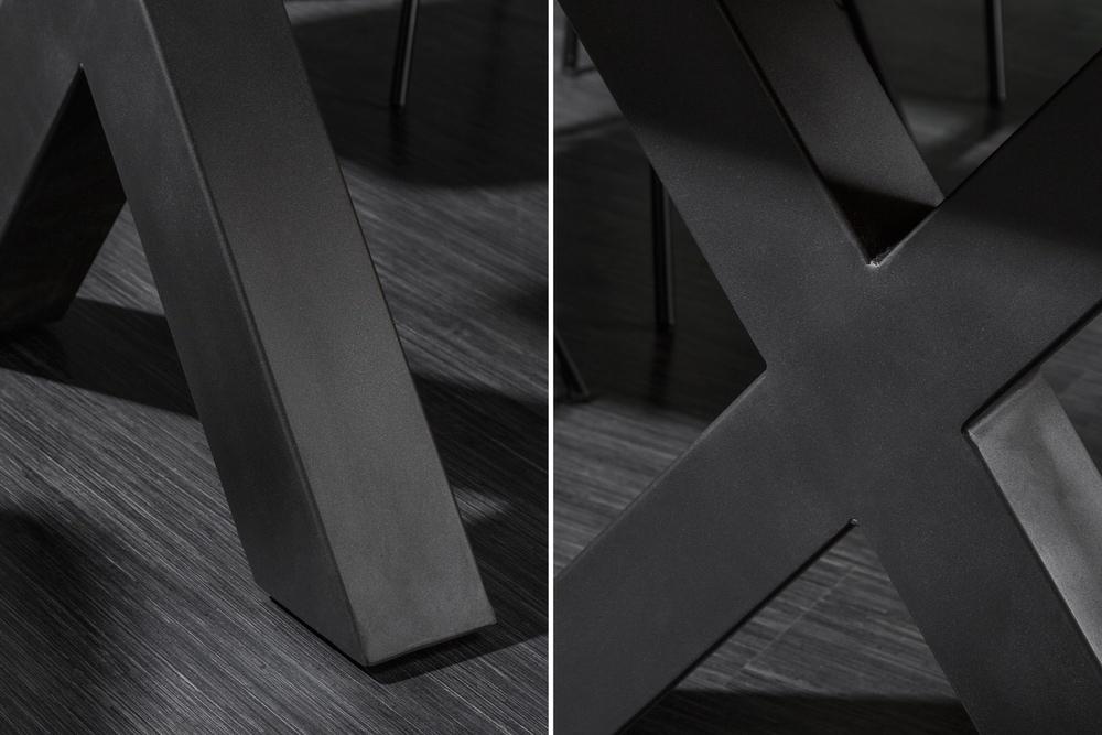 Jídelní stůl Massive X Honey 240 cm - tloušťka 60 mm - akácie