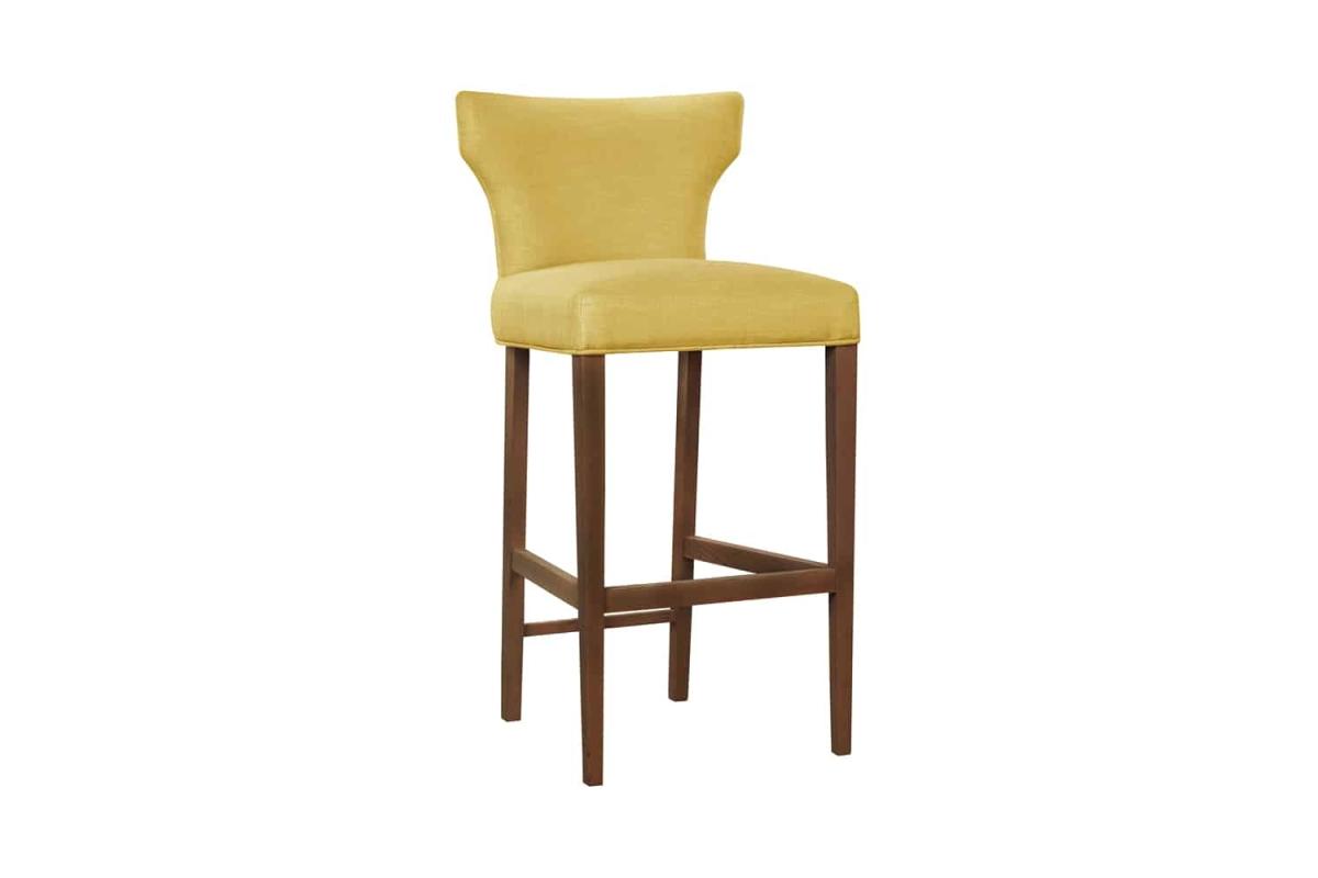 Designová barová židle Natalee různé barvy