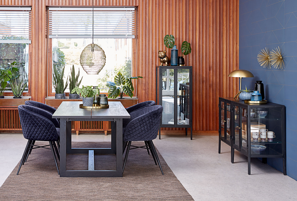 Designová jídelní židle Felixa s opěrkami 4 barevná provedení