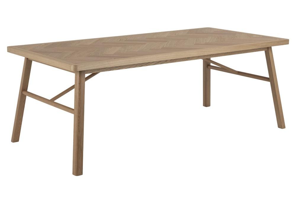 Designový jídelní stůl Dangola 200 cm dub