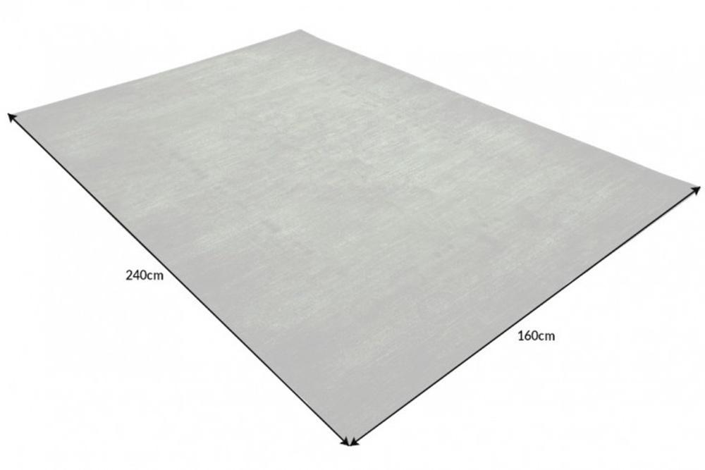 Designový koberec Francis 240 x 160 cm smaragdově zelená