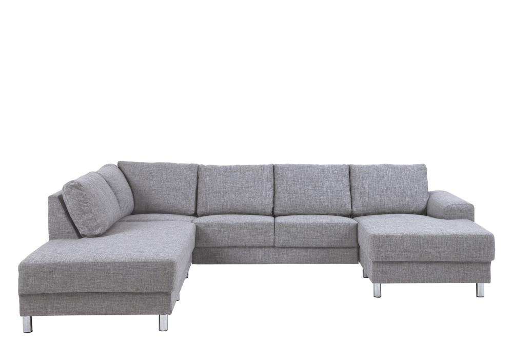 Designová sedací souprava Nim světle 286 cm L