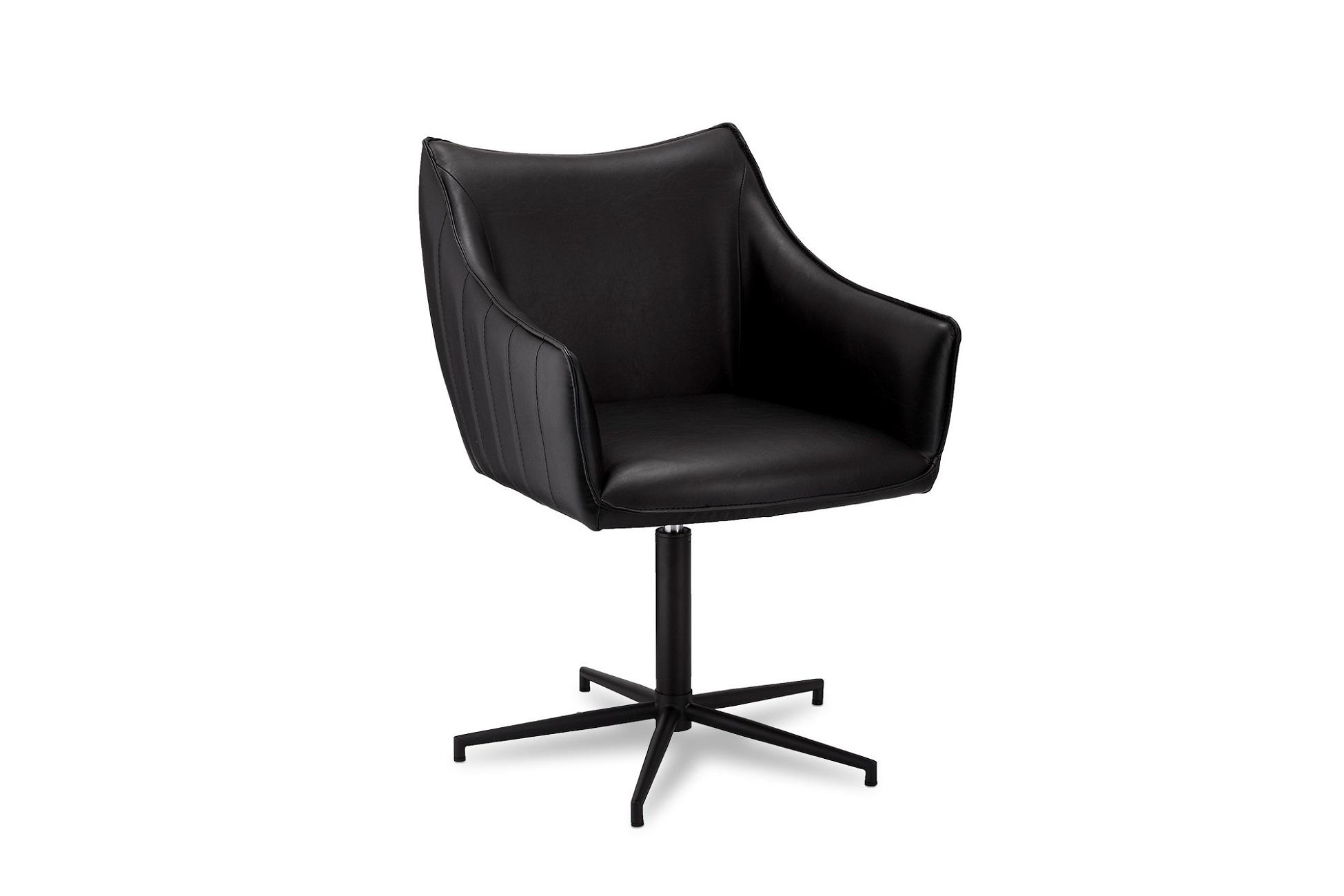 Designové židle Abanito černá