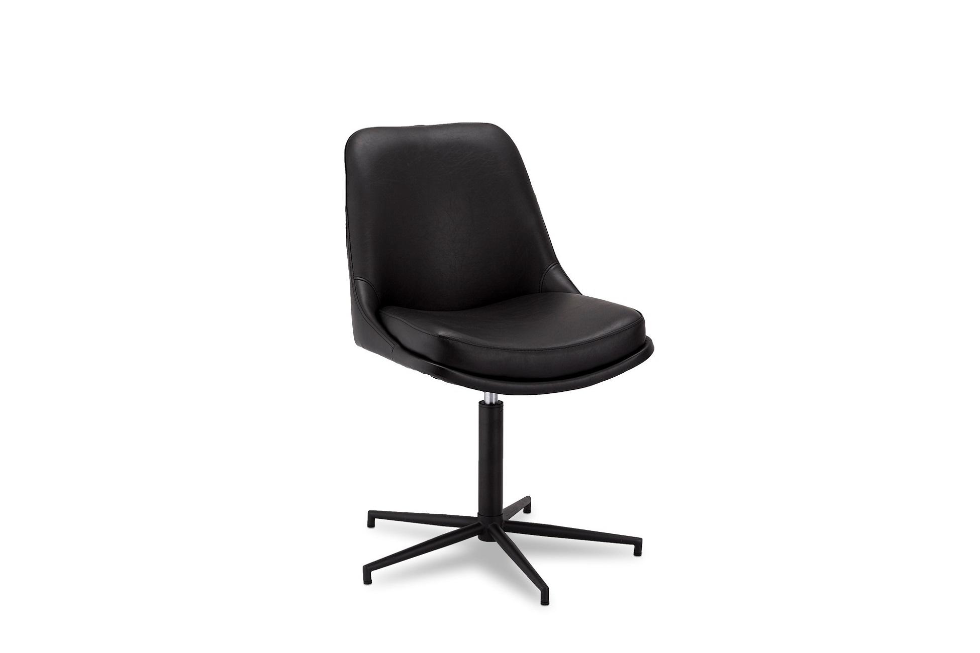 Designové židle Aeneas černá