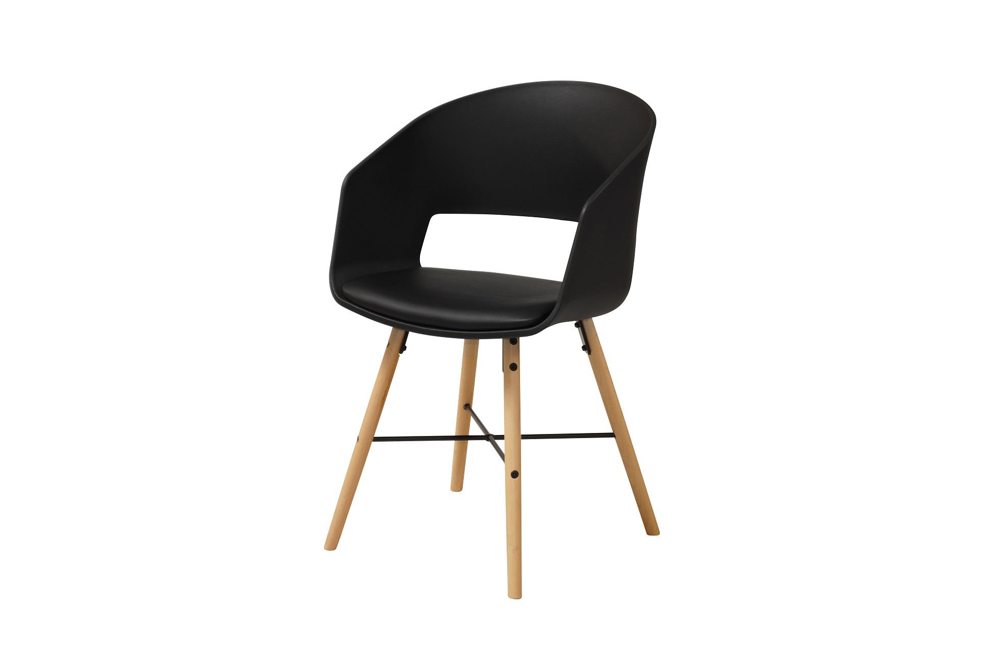 Designové židle Alexei černá