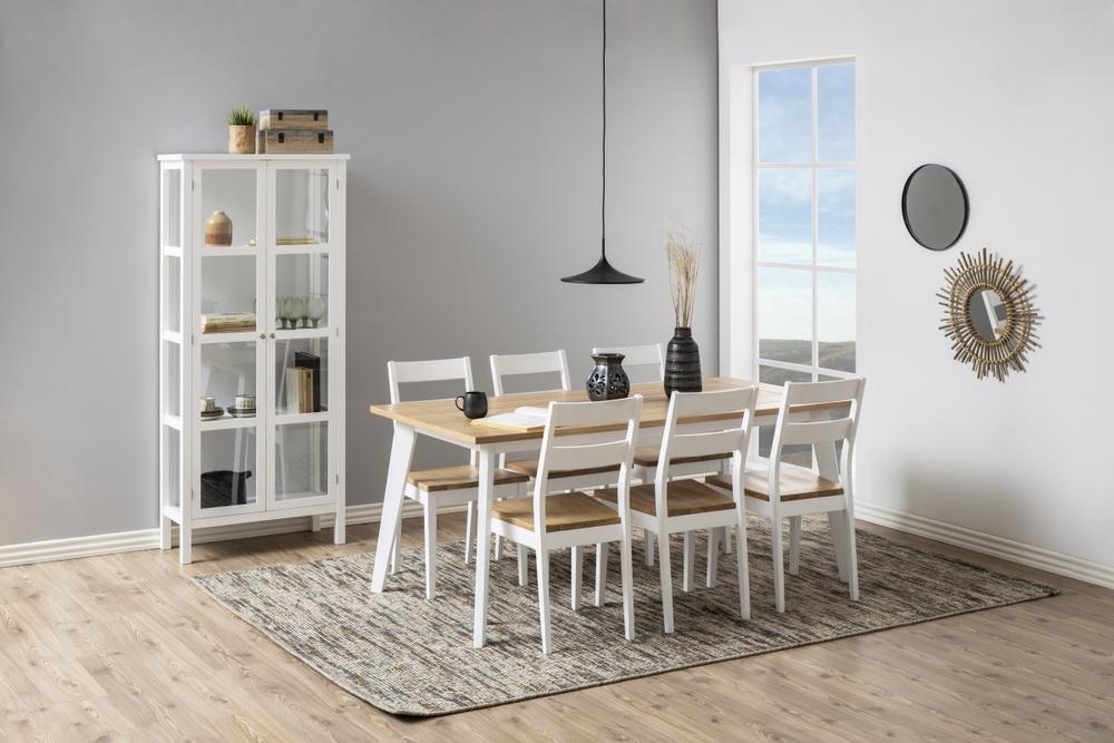 Designové židle Nedde bílá