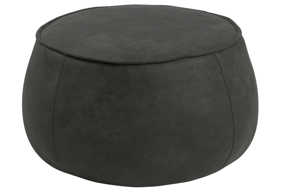Designová taburetka Nara antracitová