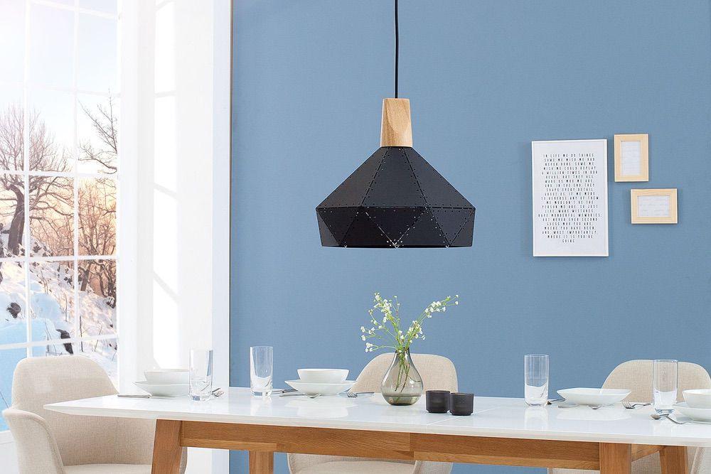 Závěsné svítidlo Sweden / černá - Skladem (RP)