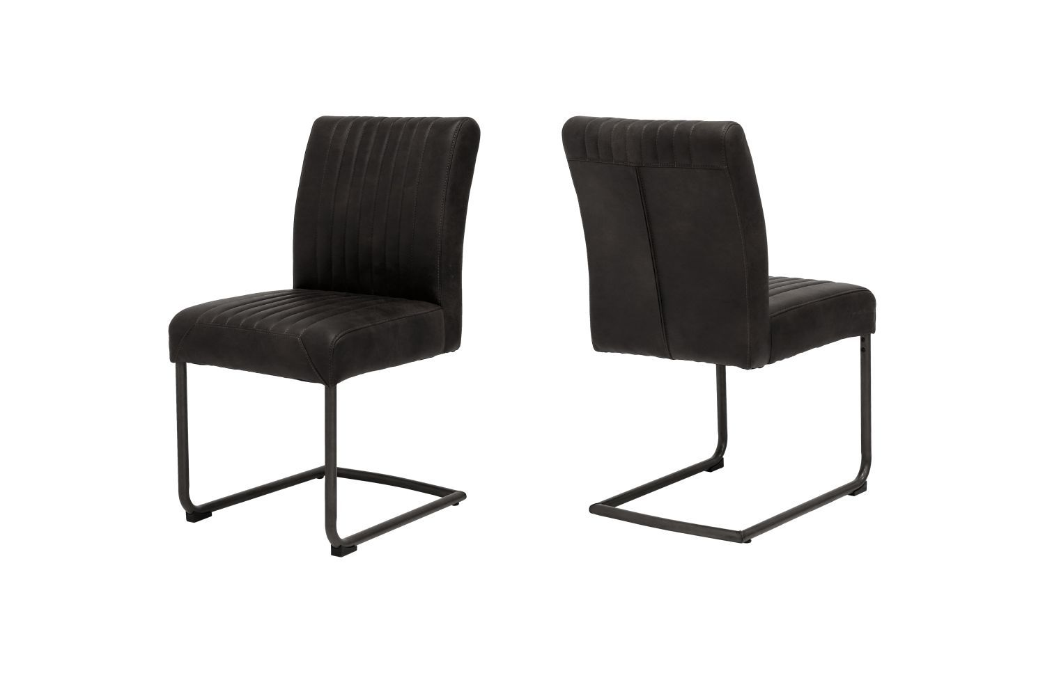 Designová židle Karla / černá