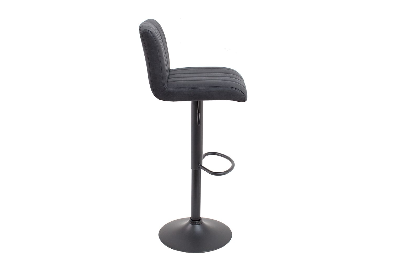 Barová židle Pretty vintage šedá / 109 cm