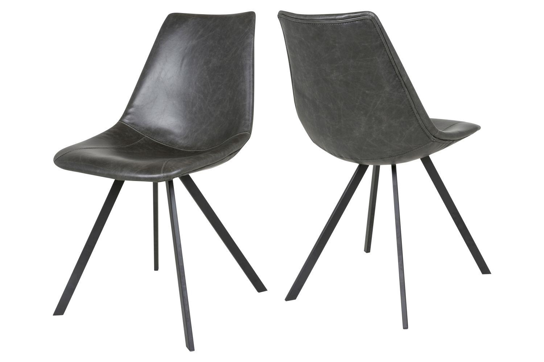 Jídelní židle Avril / černá