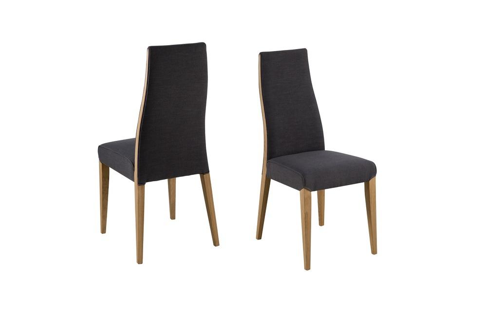 Jídelní židle Aleph šedá