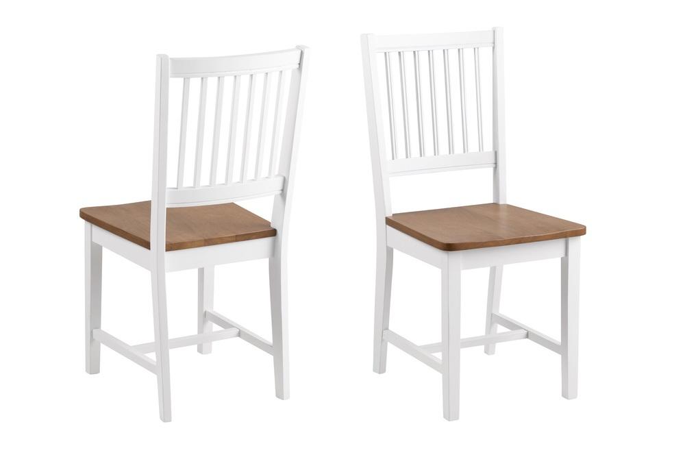 Jídelní židle Alger bílá