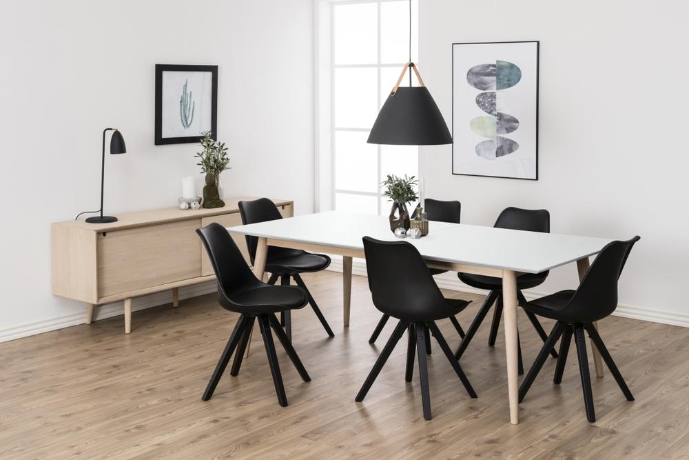 Jídelní stůl Nadia 200 cm bílý