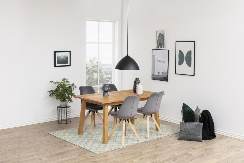 Jídelní stůl rozkládací Nadida 2 160/250 cm dýhové desky