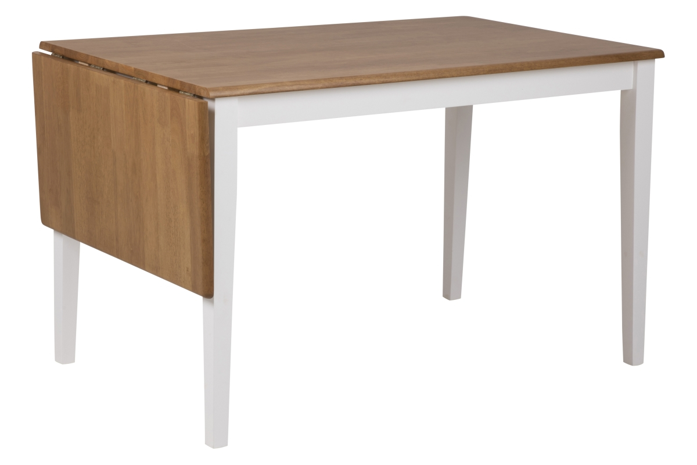 Jídelní stůl rozkládací Neaira 120/160 cm rubber dub