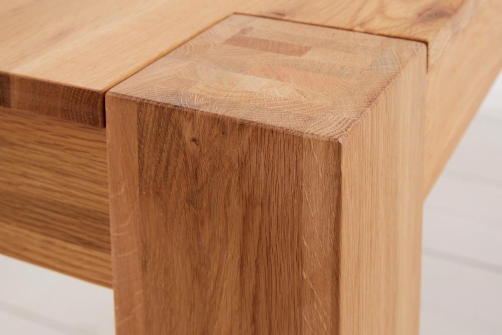 Jídelní stůl Plain 200 cm divý dub