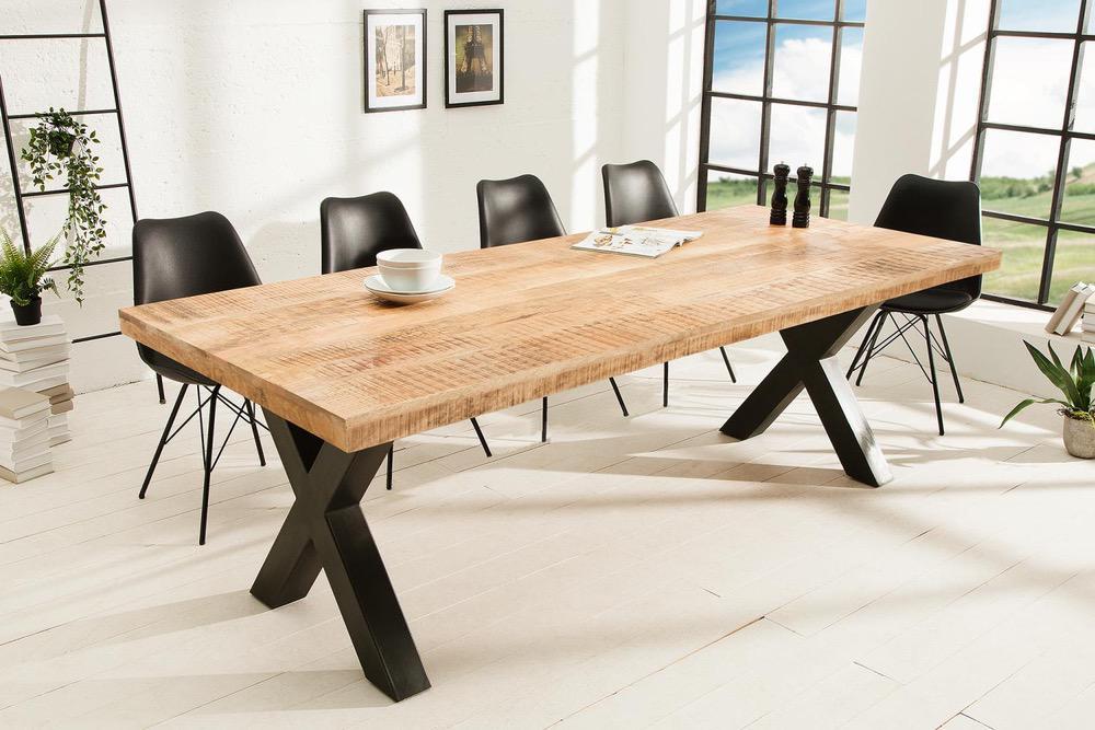 Jídelní stůl Thunder X II 240 cm mango