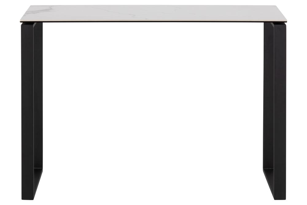 Keramický toaletní stolek Nefertiti 110 cm bílý