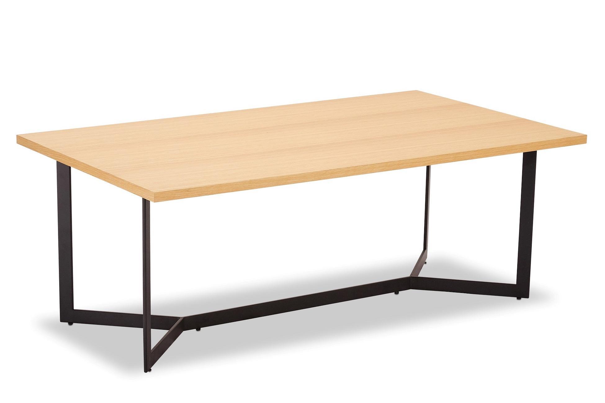 Konferenční stolek Aage, dub