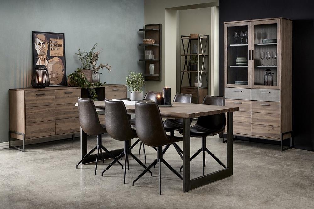 Luxusní jídelní stůl Aart, 300 cm