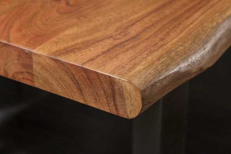 Jídelní stůl Massive 180 cm Honey - tloušťka 35 mm - akácie