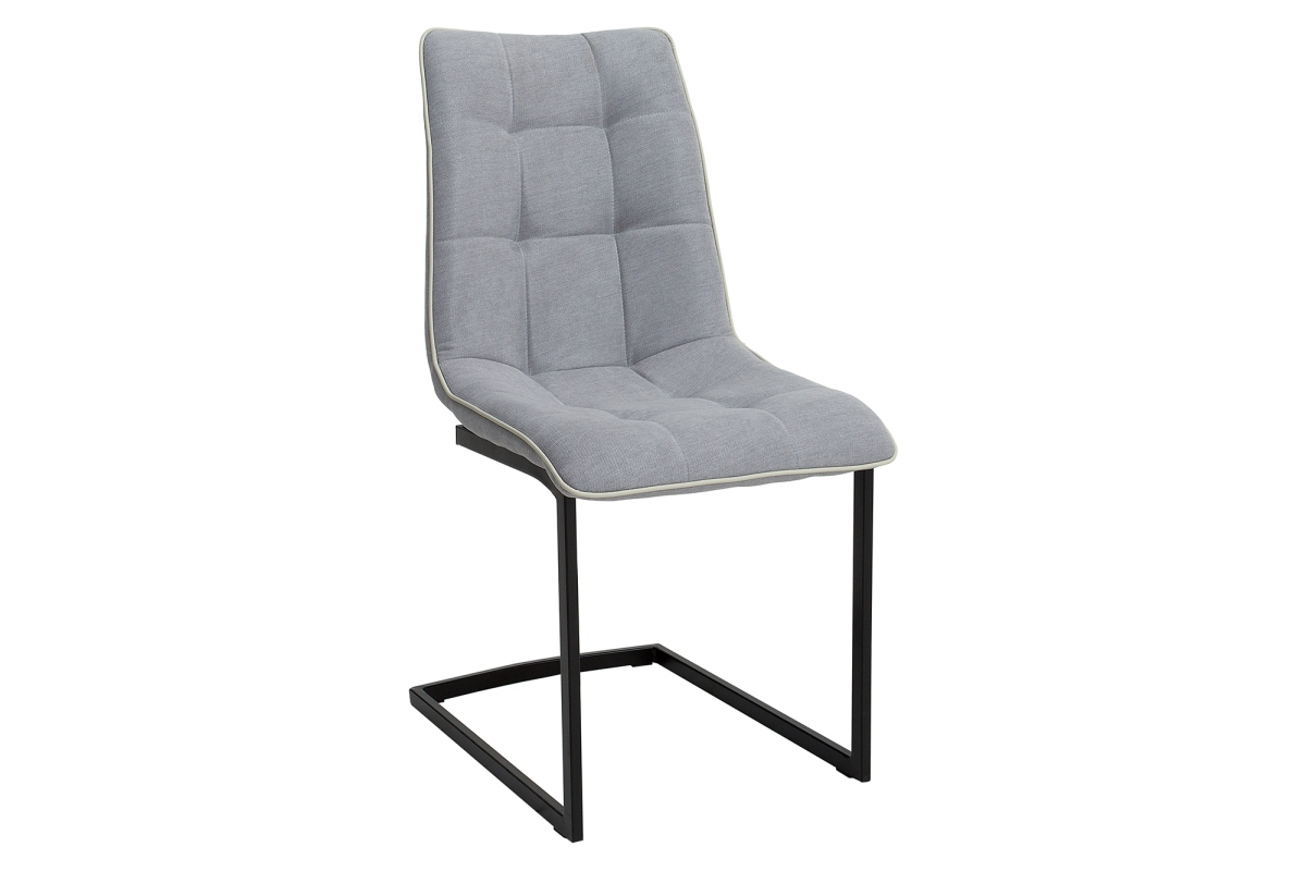 Židle Gunner šedá vintage