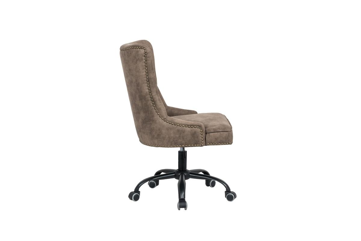 Kancelářská židle Jett šedo-hnědá