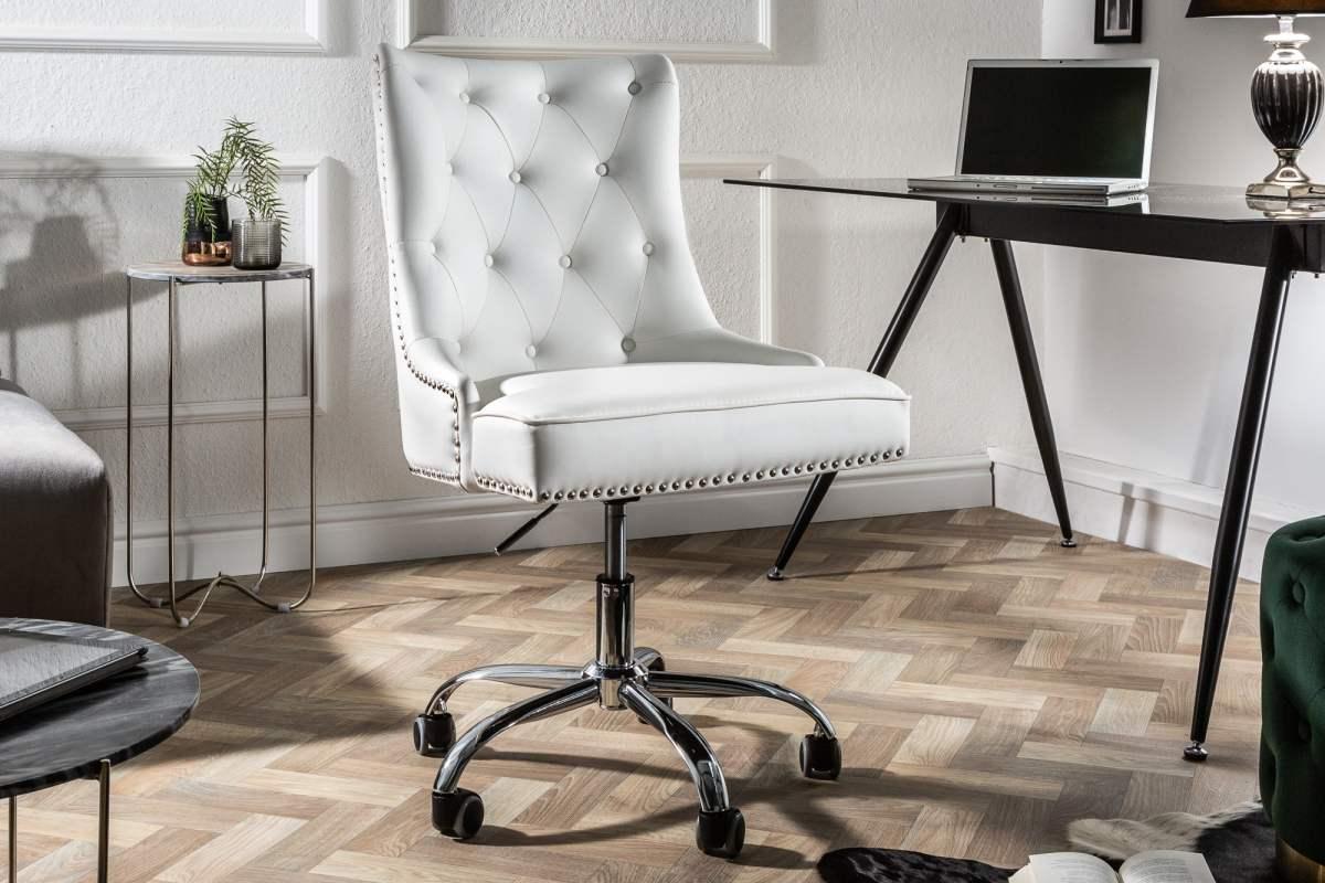 Kancelářská židle Jett bílá - II. třída (RP)