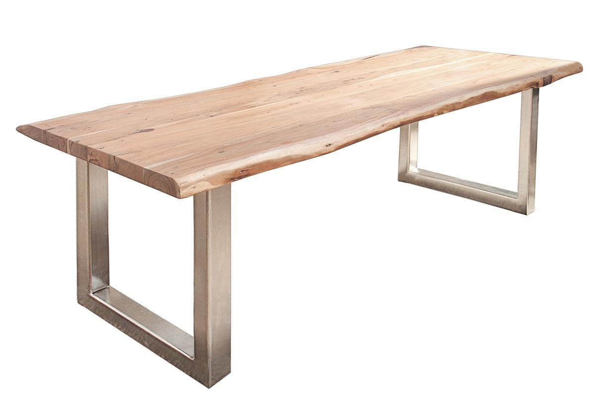 Designový jídelní stůl Massive, 300 cm, akácie