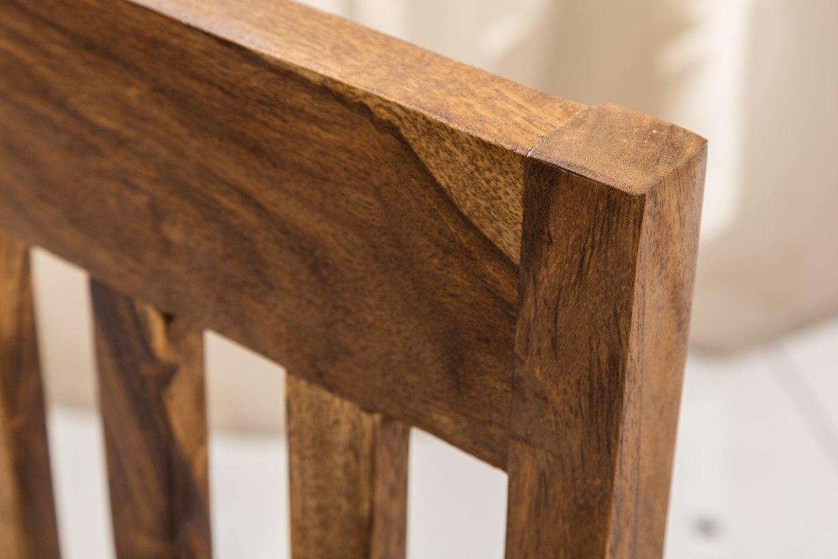 Designová židle Timber, sheesham