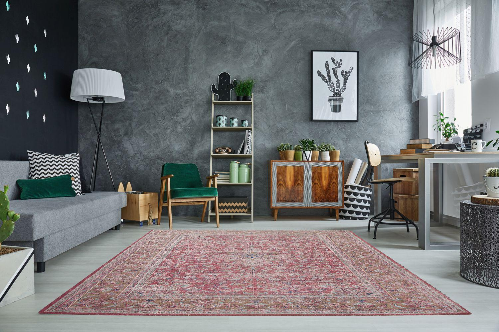 Designový koberec Oriental 240x160 cm / antická červená