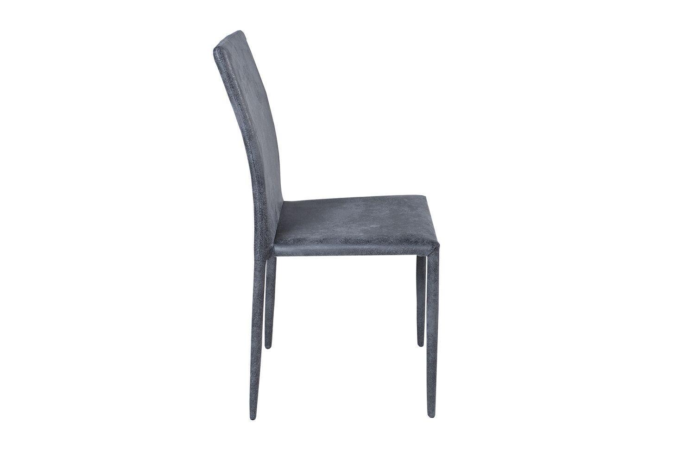 Designové židle Neapol / tmavě šedá