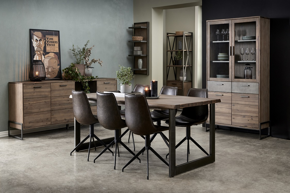 Moderní jídelní stůl Aart, 200 cm